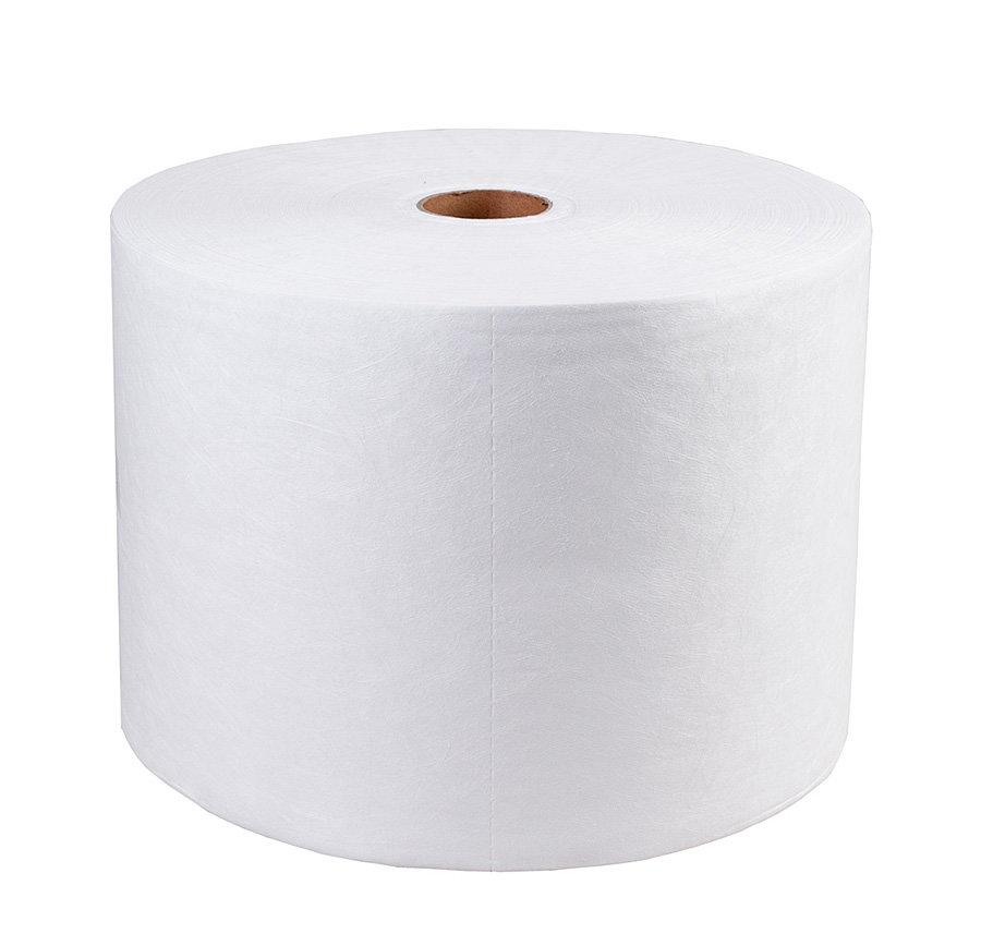 Polypropylenová průmyslová sorpční čistící utěrka - délka 32 cm a šířka 50 cm - 900 útržků